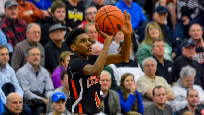Courtney Batts has led Central York to its fourth consecutive Y-A League tournament championship game where the Panthers will face Northeastern on Friday night. John A. Pavoncello photo