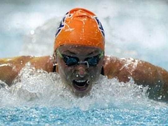 Lincoln alum Alex Merritt, a four-time state champion and four-time All-Big Bend Swimmer of the Year at Lincoln (2008-11), is entering her senior year at powerhouse Auburn University.