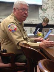 Chief Deputy Randy Garrett