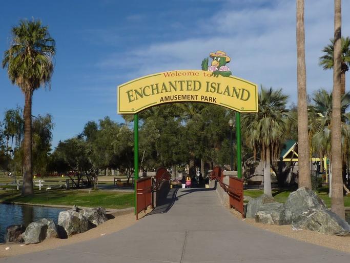 Enchanted Island Park Phoenix Az