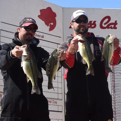 Consistency wins Bass Cat for Presley, Yarbrough