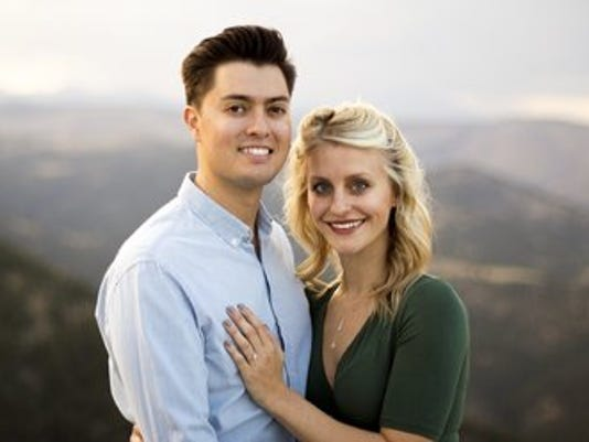 Engagements: Allison Sidor & Ian Alessandra