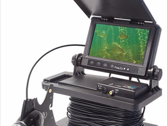 Bass Pro Underwater Camera for fishing.