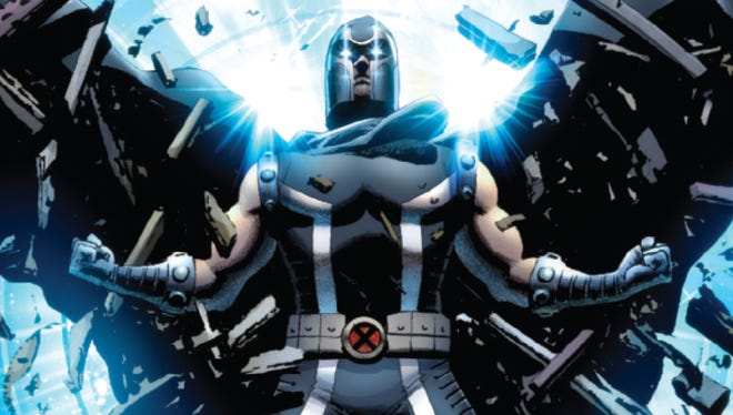 """The master of magnetism finds himself a lonely man on a mission in the new """"Magneto"""" series."""