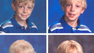 Joe Archibold through the years, third through fifth