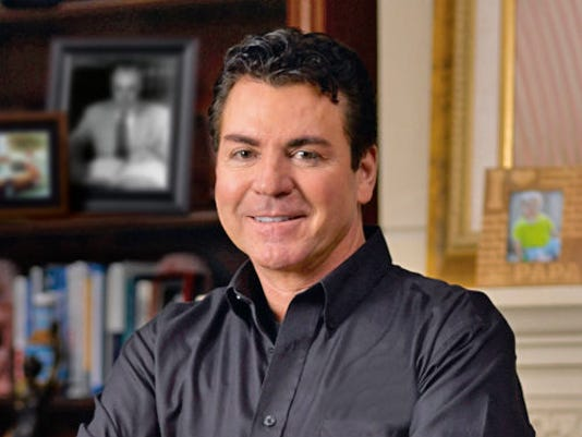 John Schnatter, founder of Papa John's Pizza