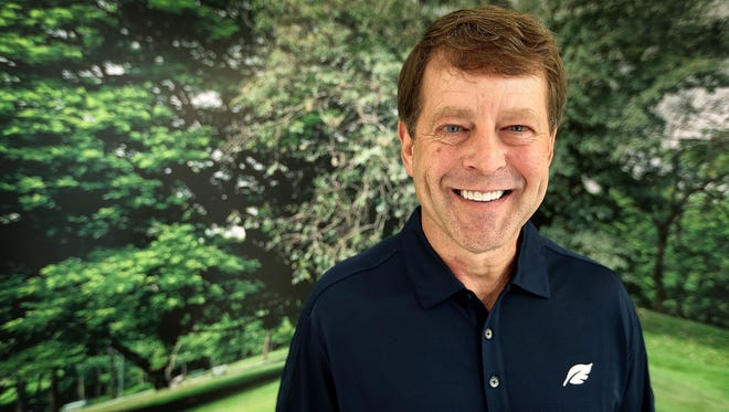 David Alexander, president and CEO of TruGreen, has gotten the lawn care business back on track since it was spun out of ServiceMaster in 2014. It is one of a handful of $1 billion businesses in Memphis with the capacity to expand rapidly.