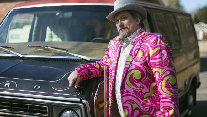 Jerry Douglas and his band will perform Sunday at the Haunt in Ithaca.