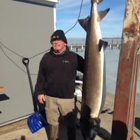 Sturgeon spearing season hits halfway point