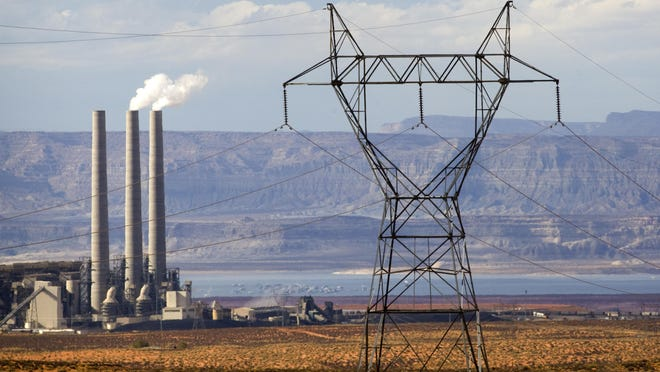 Arizona could be forced to shut down all of its coal-fired energy generation by 2020 — representing 36 percent of its energy mix — to meet new EPA goals.the republicA poll failed to present choices necessary to tackle climate change, such as how phasing out the use of coal, like that used at Arizona's Navajo Generating Station, will raise electric bills.