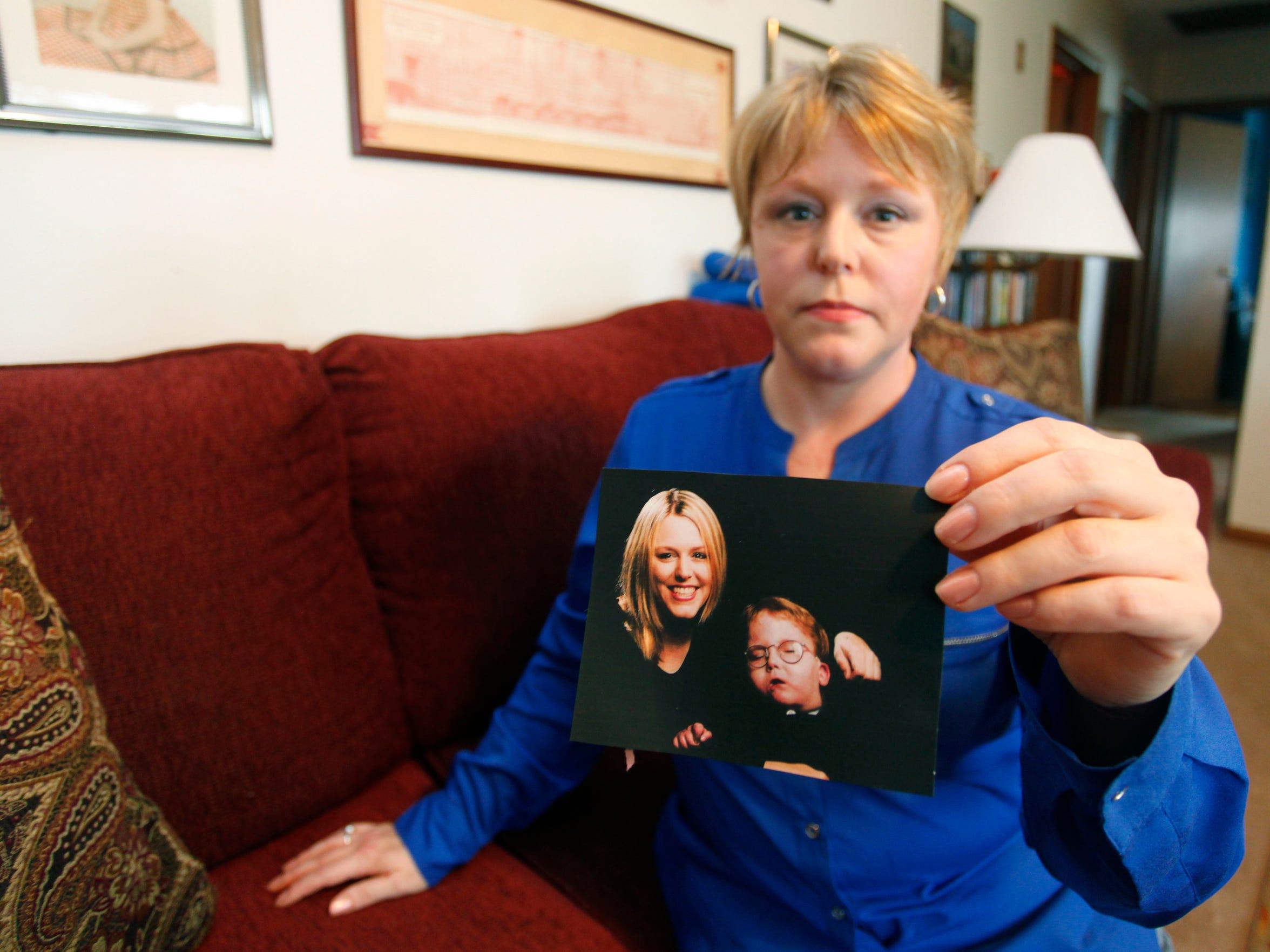 Springfield resident Renee Cook's son Devon died in