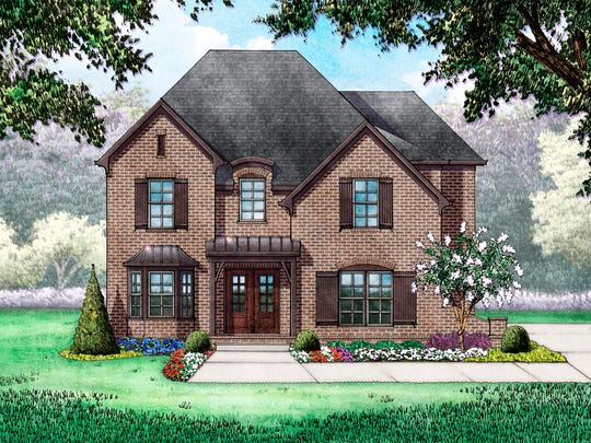 Shown here is a rendering from Carawood, a boutique-size