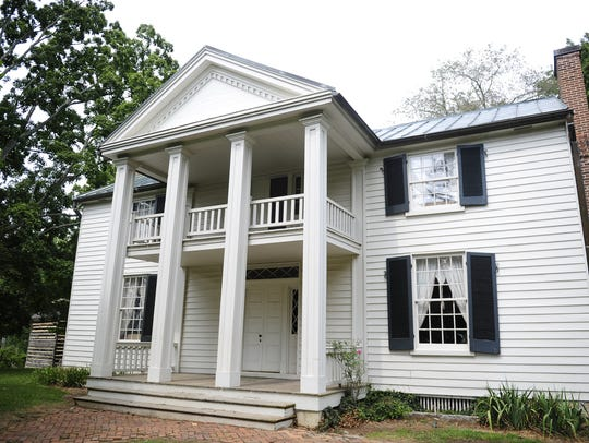 "The Sam Davis Home, at 1399 Sam Davis Road in Smyrna, is a 168-acre farm where the Civil War ""boy hero"" grew up."