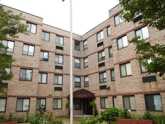 Markethouse Place, a low-income housing complex, pictured on Monday, August 1, 2016.
