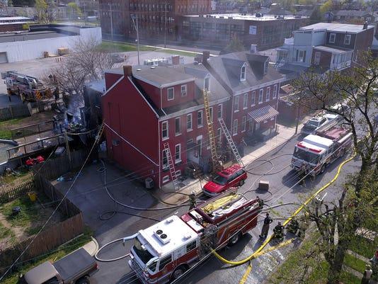Maple Street Fire