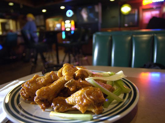 The wings are Gerri's Tavern on East 30th Street are some of our reader's favorite wings around town.