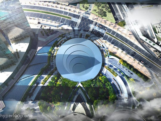 Air taxis, Hyperloop, self-driving cars: What your commute could look like in 2030
