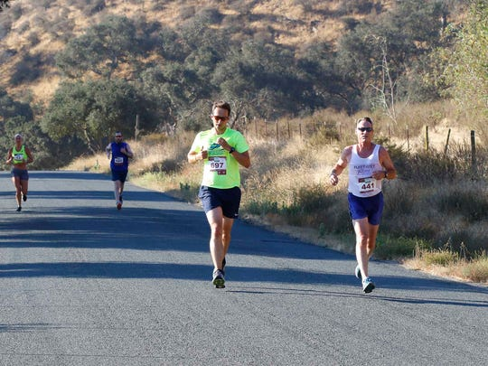 Highlights from the 2018 Salinas Valley Half Marathon