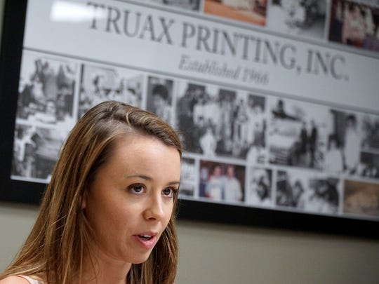 Colleen Virgili talks about her roll as CFO at Truax Printing, Inc.