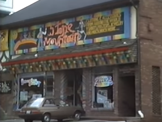 Nashville in 1994 - Stone Mountain