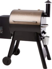 A Traeger Grill