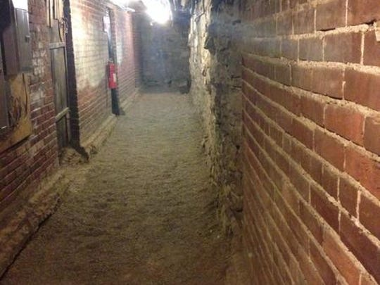Several employees and customers claim to have seen ghosts in the basement of the Slippery Noodle Inn.