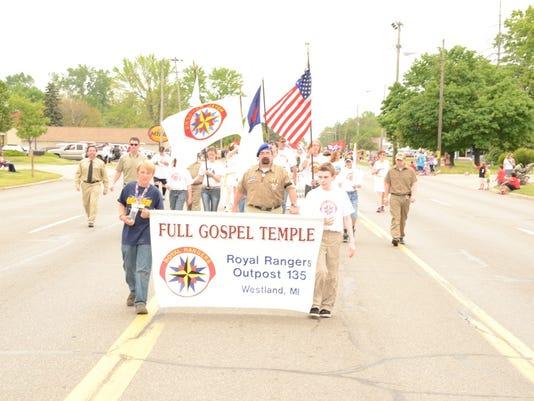 8 - veterans parade
