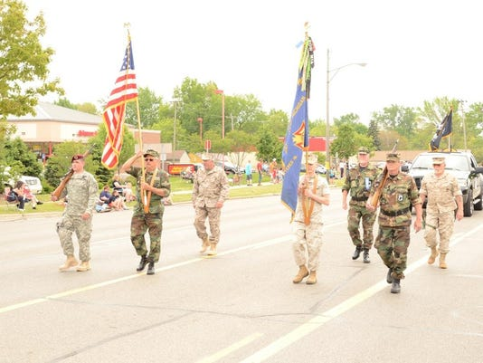 WSD parade