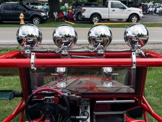 Mike Linnig S Car Show