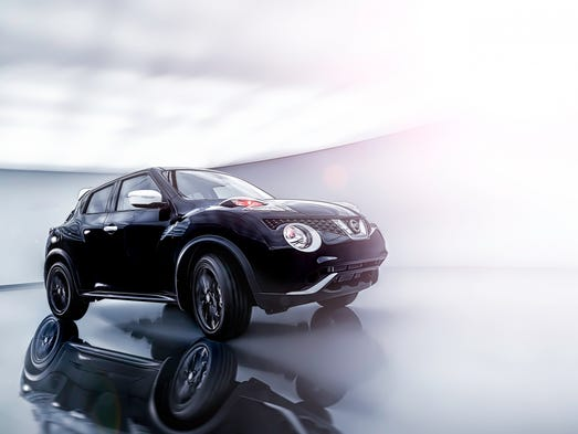 The 2017 Nissan Juke Black Pearl Edition is a special