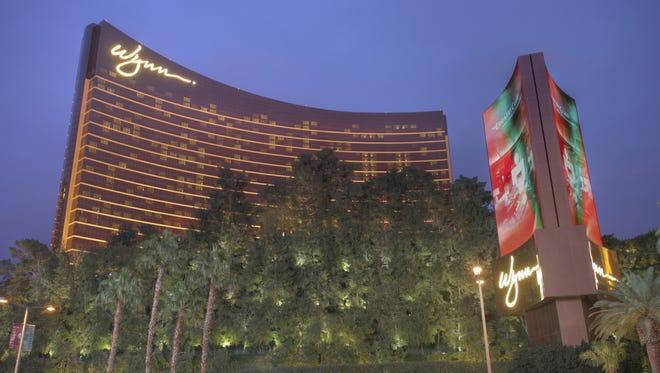 Wynn Resort Hotel.