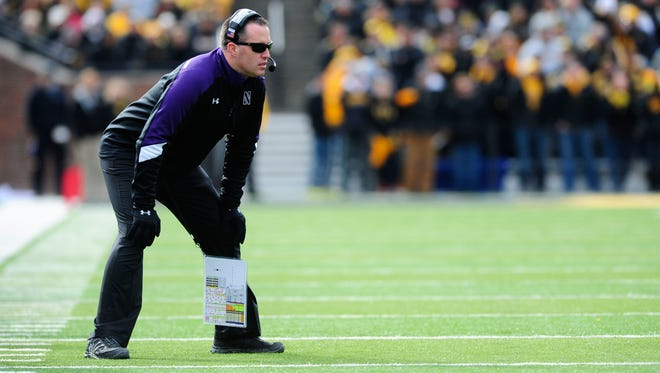 Northwestern coach Pat Fitzgerald's management of his team is being cited by both sides for their benefit in the labor dispute between the university and CAPA.