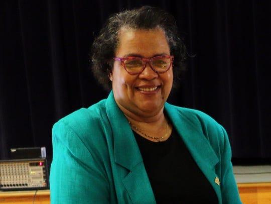 Blackman Elementary Principal Cynthia Ford