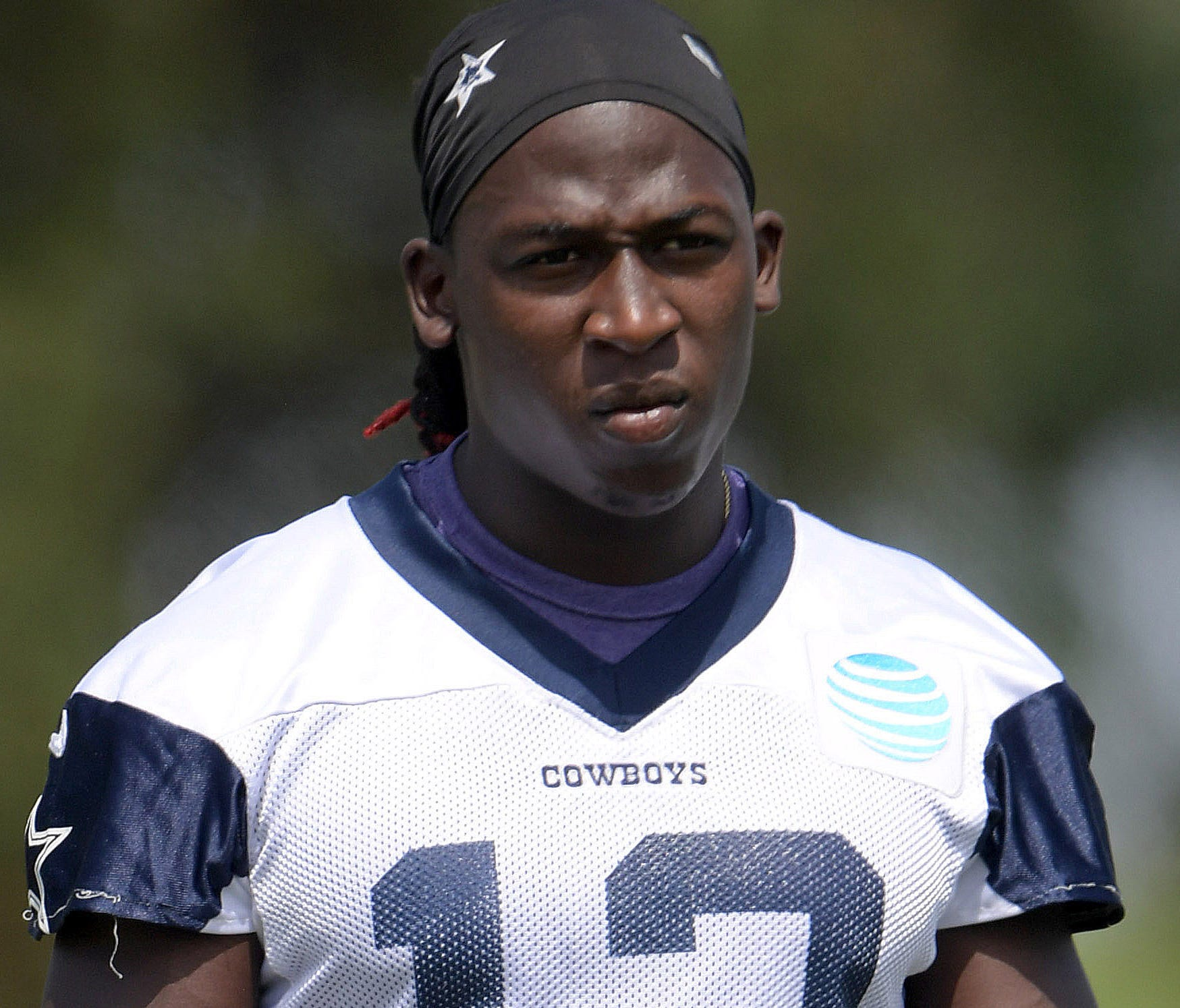 Lucky Whitehead was released by the Cowboys on Monday.