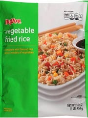 recalled Hy-Vee rice