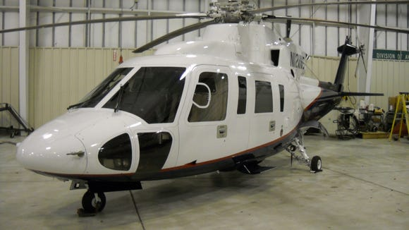 Gov. Pat McCrory is putting this state helicopter up for auction on e-Bay to save North Carolina money.