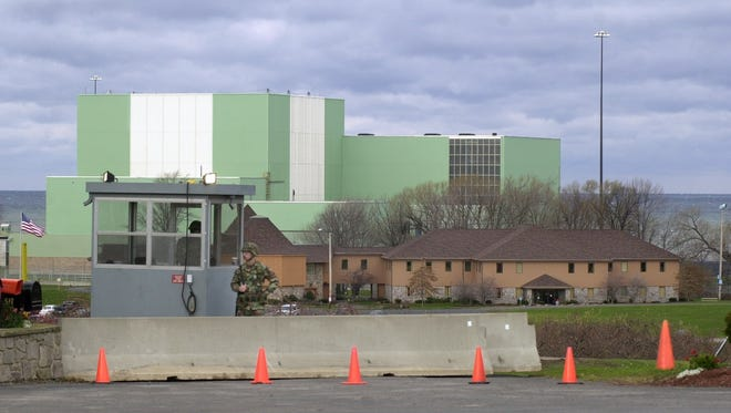 A federal lawsuit could affect the future of the  Robert E. Ginna nuclear power plant in Ontario, Wayne County.
