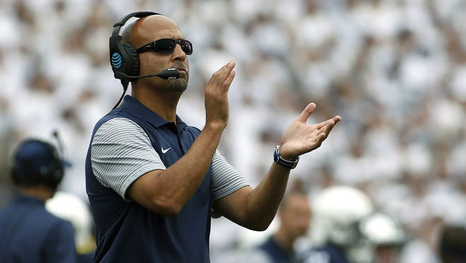 James Franklin could earn close to his $1 million limit in bonus money this season as Penn State pushes toward the playoffs.