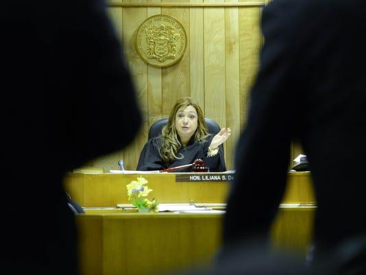 Odalys Rastatter v. Passaic PD Trial