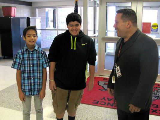Exchange-Mentor Program
