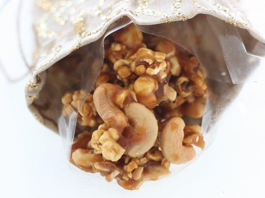 Salted Caramel Cashew Corn