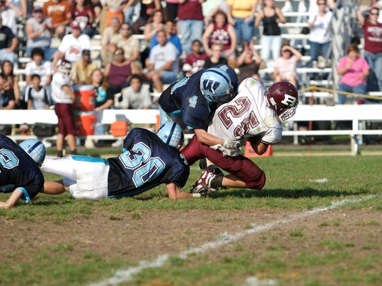 Becton vs. Wallington is one of North Jersey's best football rivalries.