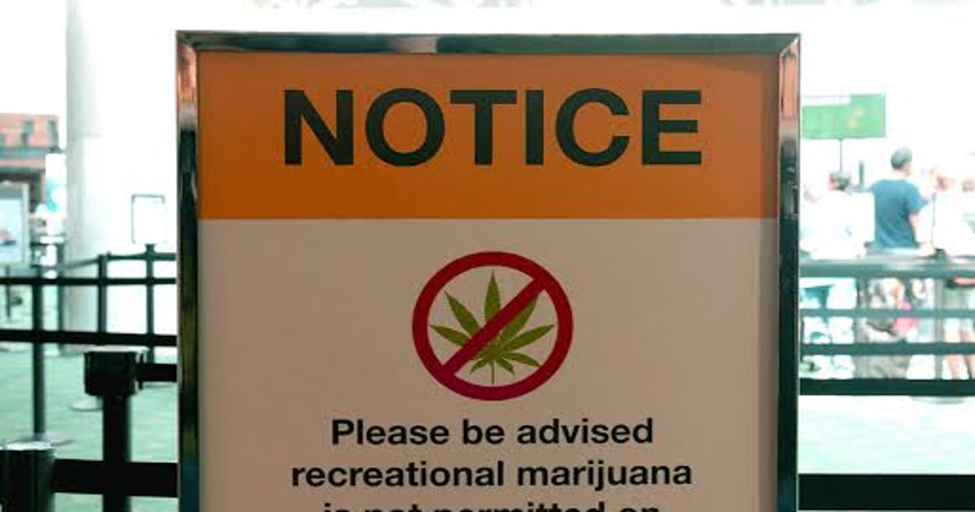 Carry-on cannabis? Oregon airports adjust to new law