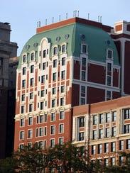 2008 file photo of the Renaissance Blackstone Hotel