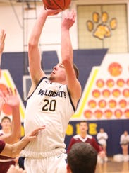 Woodmore's Mitchell Miller is one of six players in