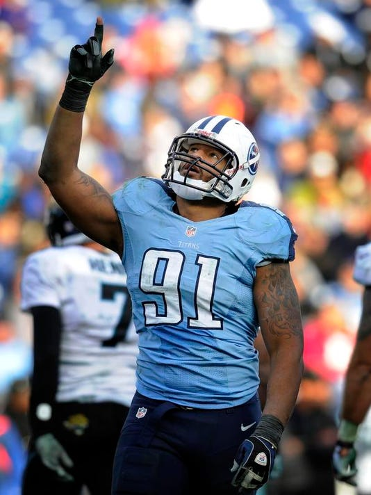 Tennessee Titans Hope Derrick Morgan Can Learn From College Coach