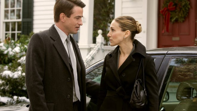 """Dermot Mulroney and Sarah Jessica Parker star in """"The Family Stone."""""""