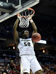 National player of the year candidate Caleb Swanigan