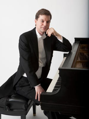 Austrian-born pianist Till Fellner was the guest soloist with the New West Symphony, performing Mozart's Piano Concerto No. 22 in E-flat major under the direction of guest conductor Andrews Grams on April 13 at the Oxnard Performing Arts Center and April 14 at the Thousand Oaks Civic Arts Plaza.