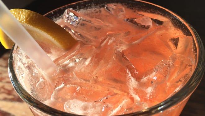 The Bourbon Smash